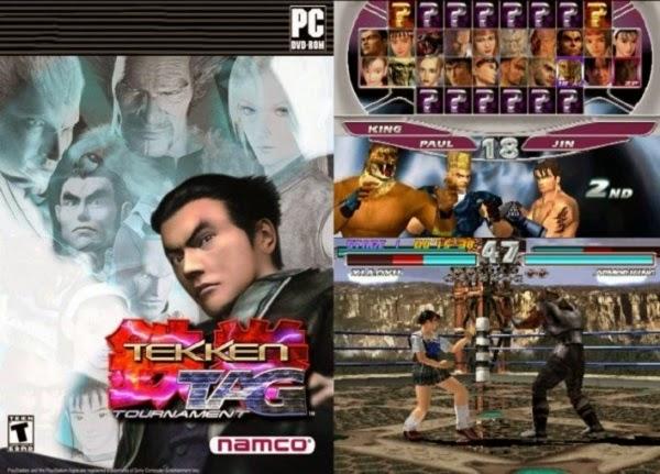 Tekken Tag Tournament Pc