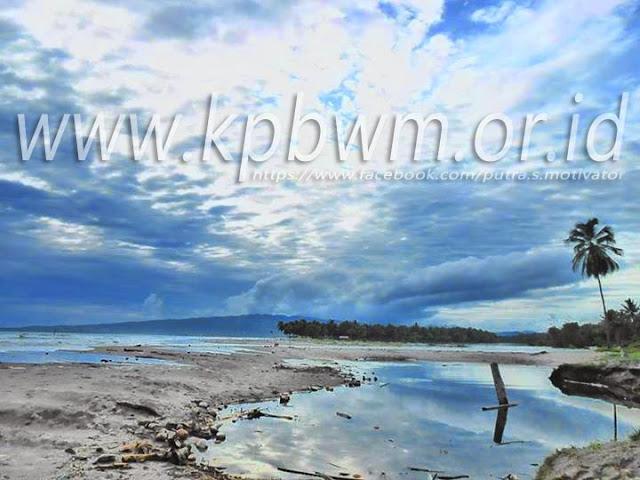 pesisir pantai baurung campalagian