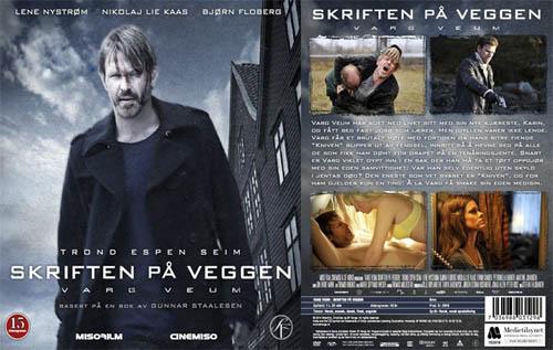 Instynkt wilka Pisane na murze / Varg Veum Skriften pa veggen (2010) PL.TVRip.XviD / Lektor PL