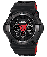 Casio G Shock : GA-200SPR
