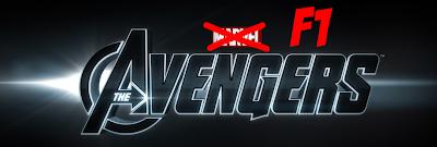 F1 Avengers by rosenrot5