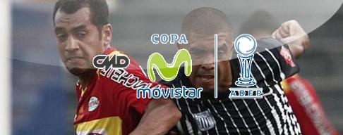 Sport Huancayo vs. Alianza Lima en VIVO - Copa Movistar 2012