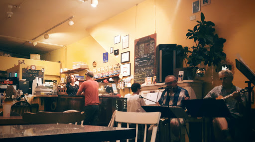 Spiral Cafe, 418 Craigflower Rd, Victoria, BC V9A3A8, Canada, Cafe, state British Columbia