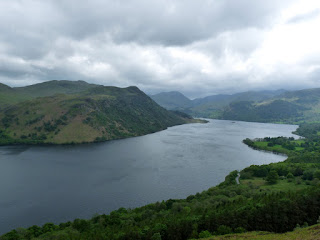 Ullswater and Place Fell.