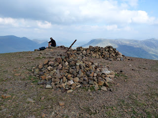 Red Pike Summit