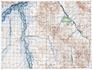 Map 100k--p56-009_010--(1951)