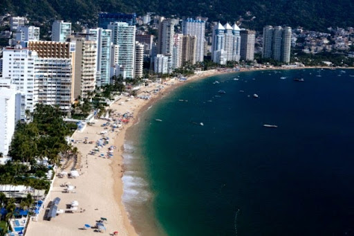 The Beaches Of Acapulco