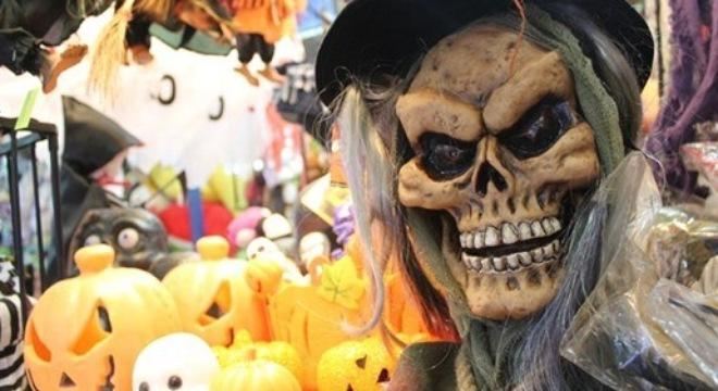 Những bài thơ về đêm lễ hội Halloween đầy ma quỷ