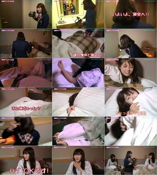(TV-Variety)(720p) YNN [NMB48チャンネル] 白浜寝起きドッキリ #1 150324