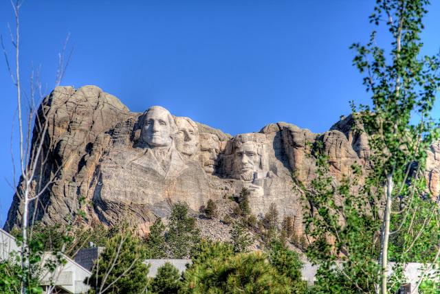 Mt. Rushmore (HDR)