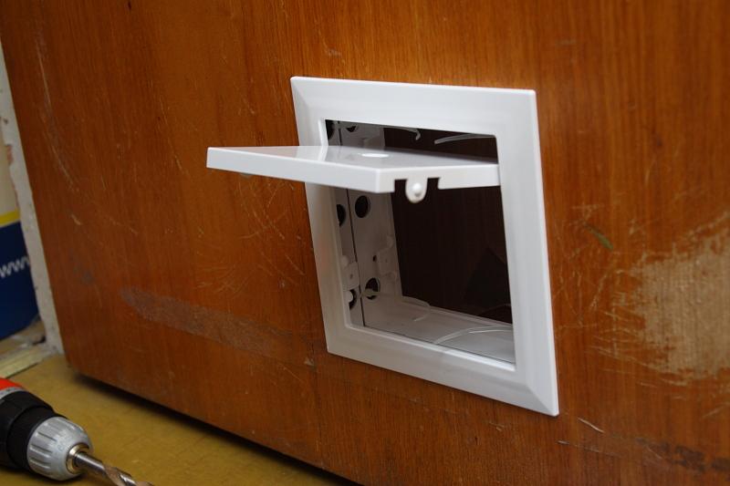 Дверь для кошки сделать своими руками 64