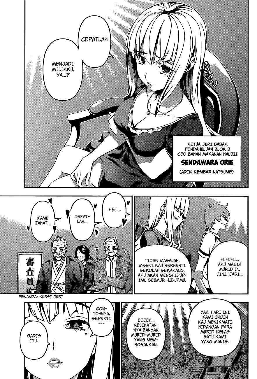 Shokugeki no Souma Chapter 49-6
