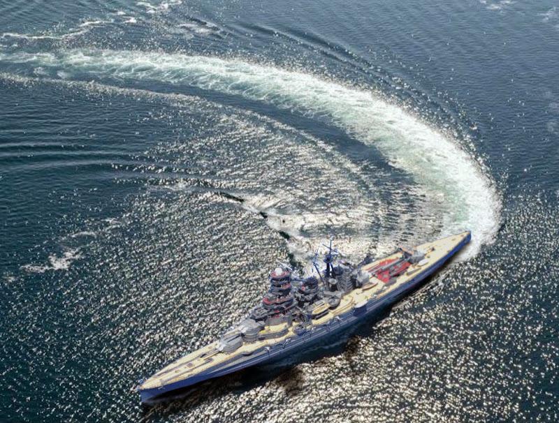 金剛型戦艦の画像 p1_24