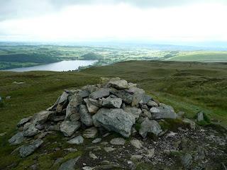 Arthurs Pike Summit