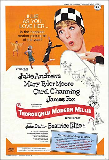 Thoroughly Modern Millie ( 1967)