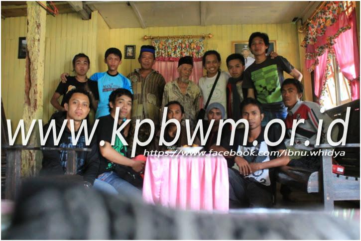 madatte arts dan kepala desa betteng adolang pamboang