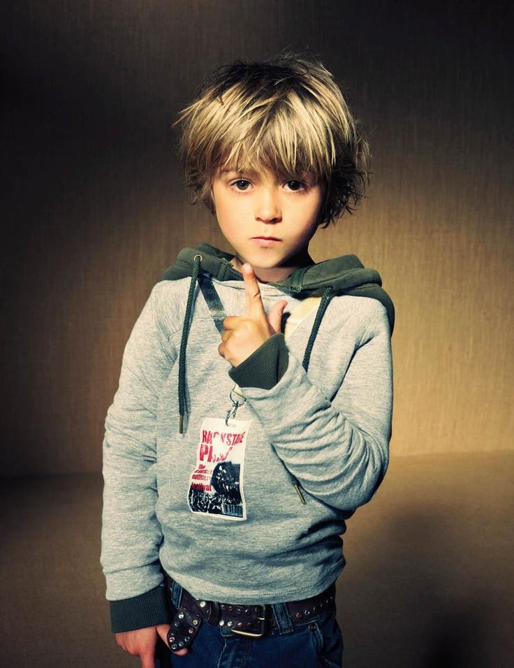 Famoso AcconciaturE24: acconciature bambini maschi MC05