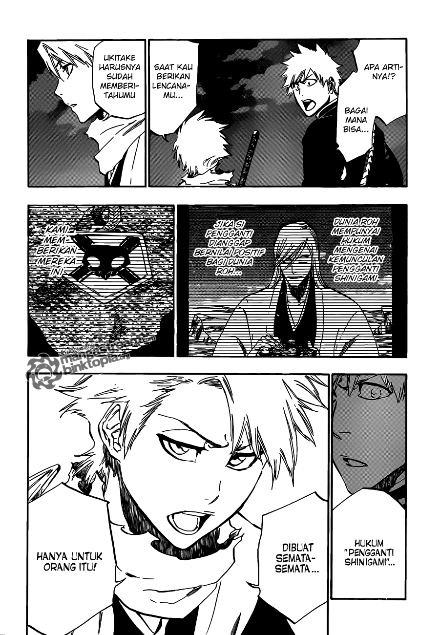 3 Bleach 462   Why Me Sad