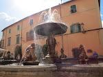 Beautiful fountains everywhere