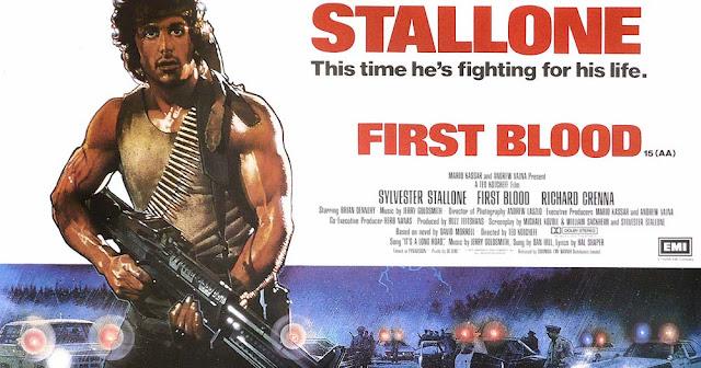 Rambo: First Blood I 1982 - (Thuyết Minh)