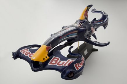 Red Bull by Showichi Kaneda