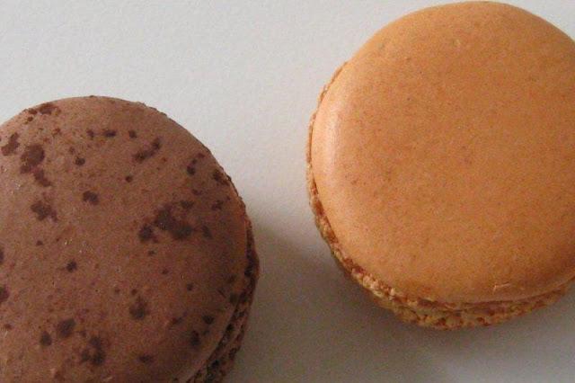 Macaron frances