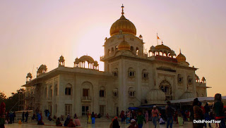 Bangla Sahib Gurudwara, India