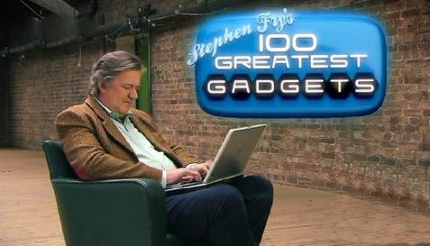 100 Gad¿etów Wszech Czasów / Stephen Fry's 100 Greatest Gadgets (2011) PL.TVRip.XviD / Lektor PL