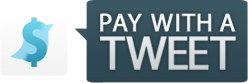 Pay With a Tweet logo