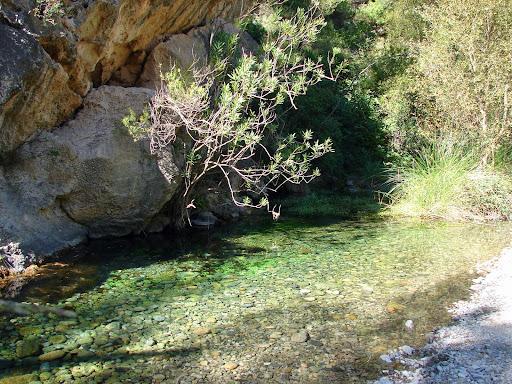 senderismo: Lucena - Ruta de los Molinos - Nacimiento del río Lucena