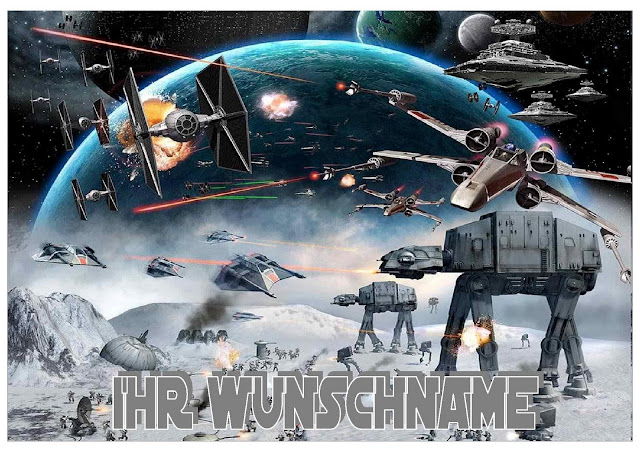 star wars the clone wars wandbild 21x30 cm mit rahmen in versch farben mit name ebay. Black Bedroom Furniture Sets. Home Design Ideas