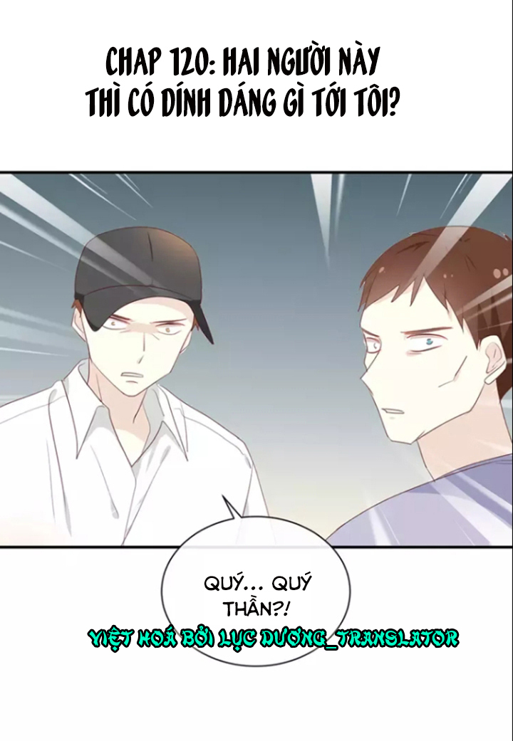Tôi Bị Idol… Chuyện Không Thể Tả Chap 120