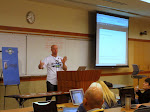 """@theandystratton presenting """"Accomplish it with Core: Galleries, Sliders and More"""" at WordCamp San Diego"""