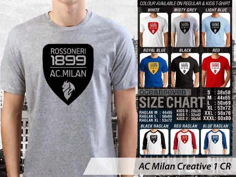 KAOS AC Milan 12 Lega Calcio distro ocean seven