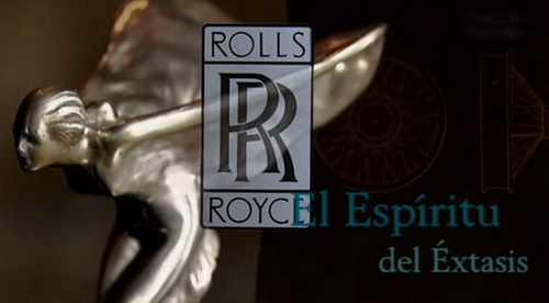 Rolls-Royce. Duch ekstazy / Rolls-Royce. The Spirit of Ecstasy (2005) PL.TVRip.XviD / Lektor PL