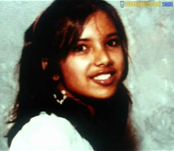 Padma Lakshmi (Baby, childhood and teenage photos)