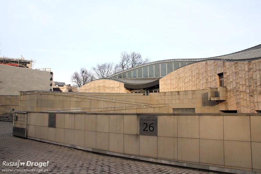 Muzeum Sztuki i Techniki Japońskiej Manggha w Krakowie