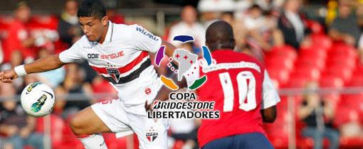 Sao Paulo vs. Arsenal en Vivo - Copa Libertadores
