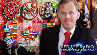 Jason Erb on Red Ice Radio about Canada's Identity Crisis