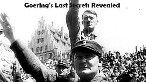 Ostatni sekret Goeringa / Goering's Last Secret: Revealed (2011) PL.TVRip.x264 / Lektor PL