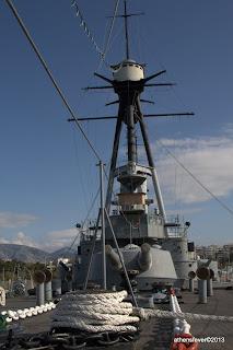 Averof warship