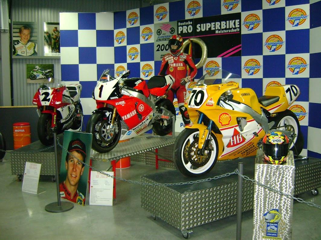 Rennmotorräder