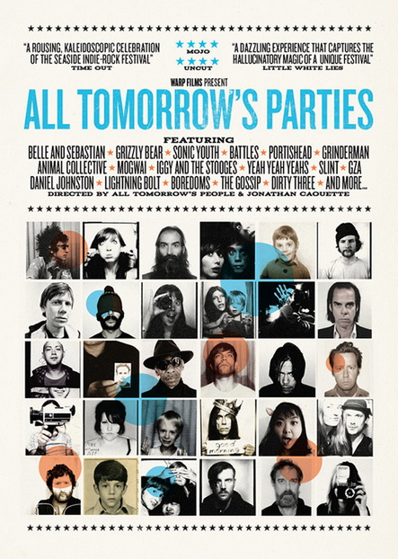 ATP - muzyka jutra / All Tomorrow's Parties (2009) PL.TVRip.XviD / Lektor PL