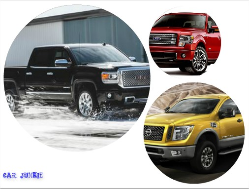 Top Pickup Trucks to Buy in 2016 (Ratings and Reviews)