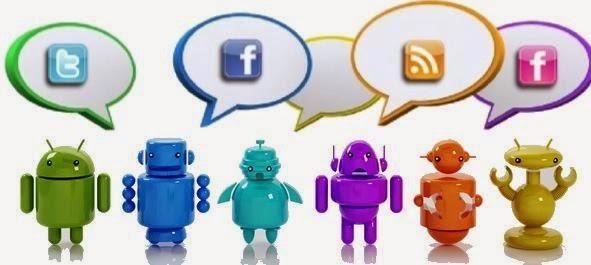 Đưa blogspot lên mạng xã hội