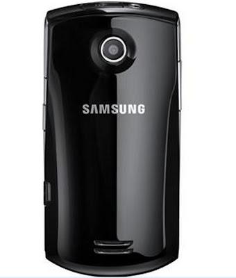 Celular Desbloqueado Samsung S5620 Star 3G Touch c/ Câmera 3.2MP