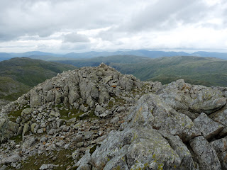 Esk Pike Summit
