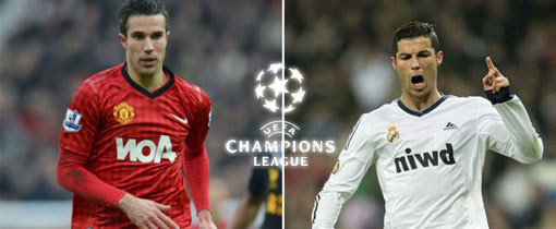 Manchester United vs. Real Madrid en Vivo - Champions
