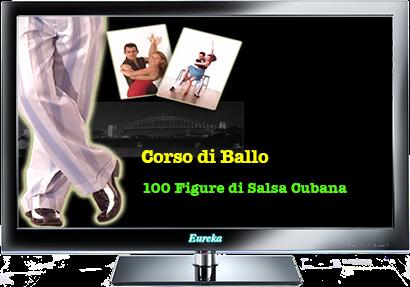 VideoCorso di Ballo -100 Figure di Salsa Cubana F.to .AVI- N/D Eng
