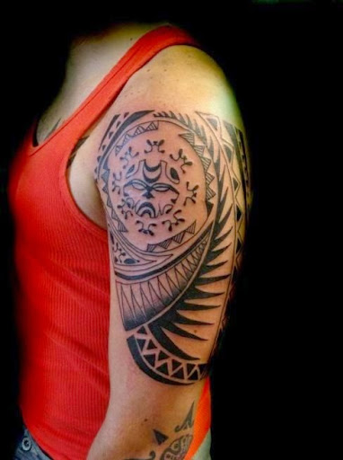 Tribal Tattoo Designs Are The Most Awesome For Men Love Tattoos Arm Is Best Place
